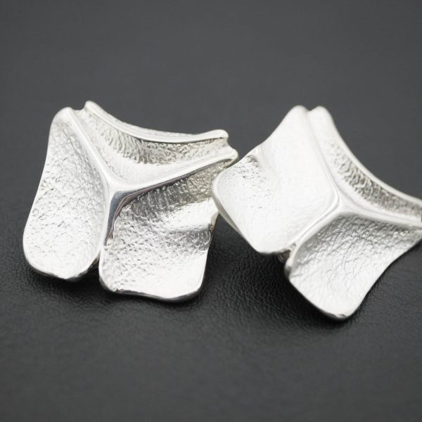 Ohrclips in Silber 925